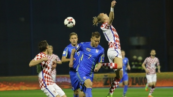 Домагой Вида и Йосип Пиварич получили вызов в сборную Хорватии на матчи плей-офф ЧМ-2018