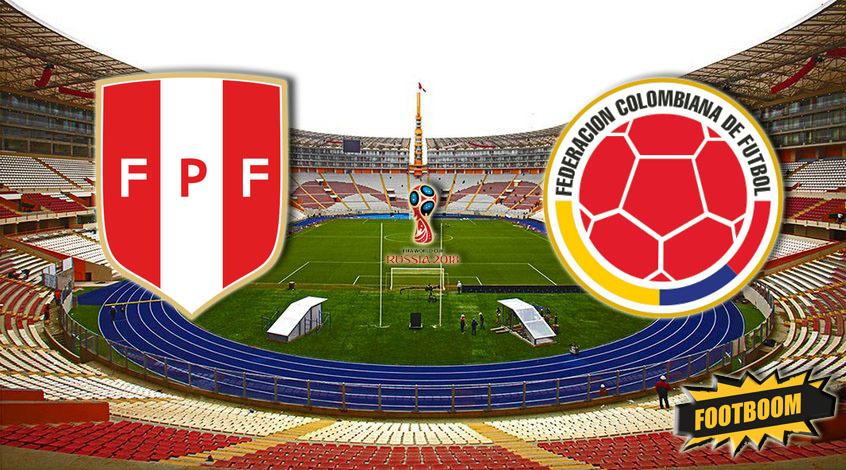 Перу - Колумбия. Анонс и прогноз матча
