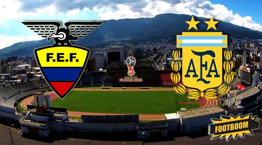 Эквадор - Аргентина. Анонс и прогноз матча