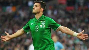 Форвард сборной Ирландии Шейн Лонг не поможет команде в матче с Уэльсом