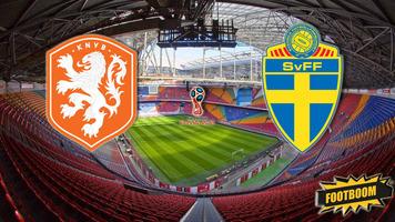 Голландия - Швеция. Анонс и прогноз матча