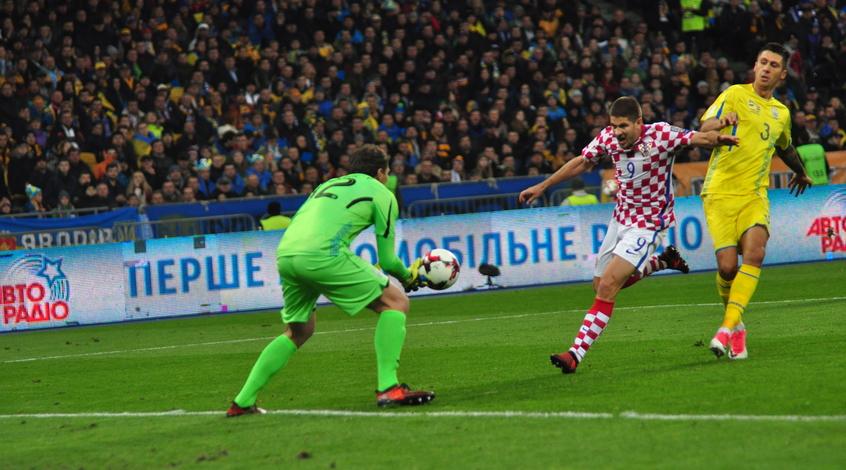 Украина - Хорватия 0:2. Вершина айсберга