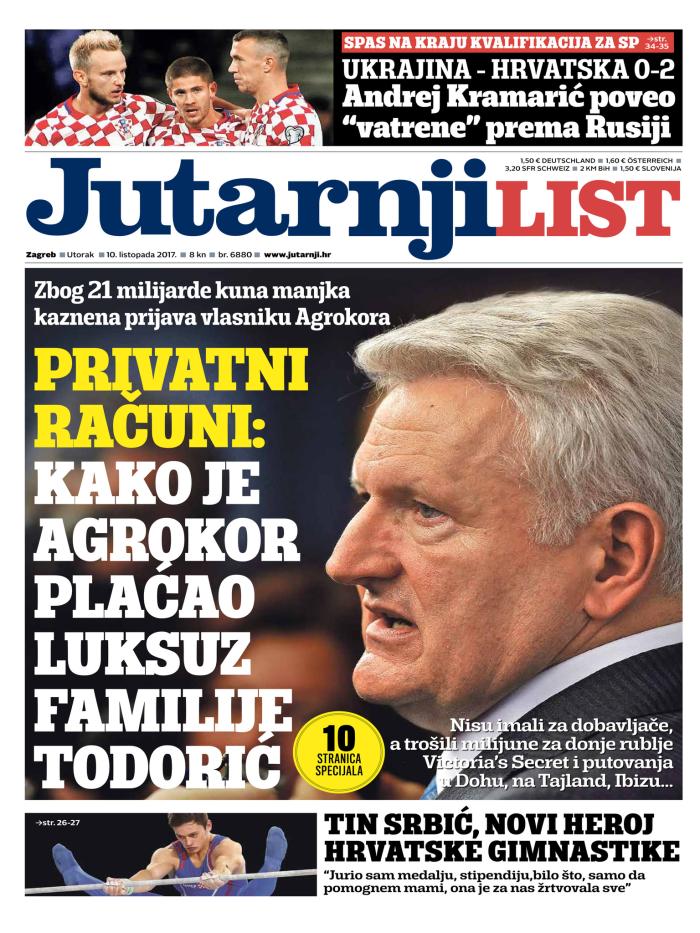 Украина - Хорватия: обзор хорватских СМИ - изображение 1
