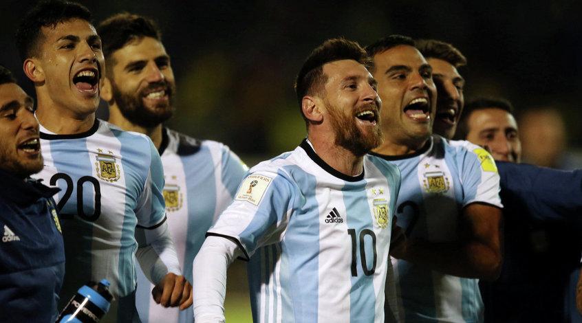 АМесси выйдет? Украина сыграет сАргентиной втоварищеском матче