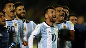 """Лионель Месси: """"Аргентина переживает перестройку - мы не фавориты Кубка Америки"""""""