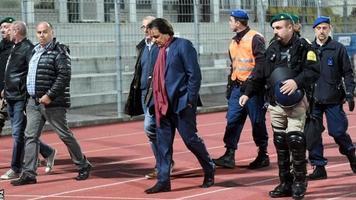 "Президент ""Сьона"" Кристиан Константин дисквалифицирован за нападение на телеэксперта"