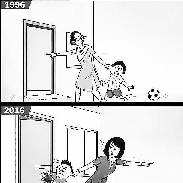 Почему детей все труднее завлечь футболом – ответ в одном фото - изображение 1