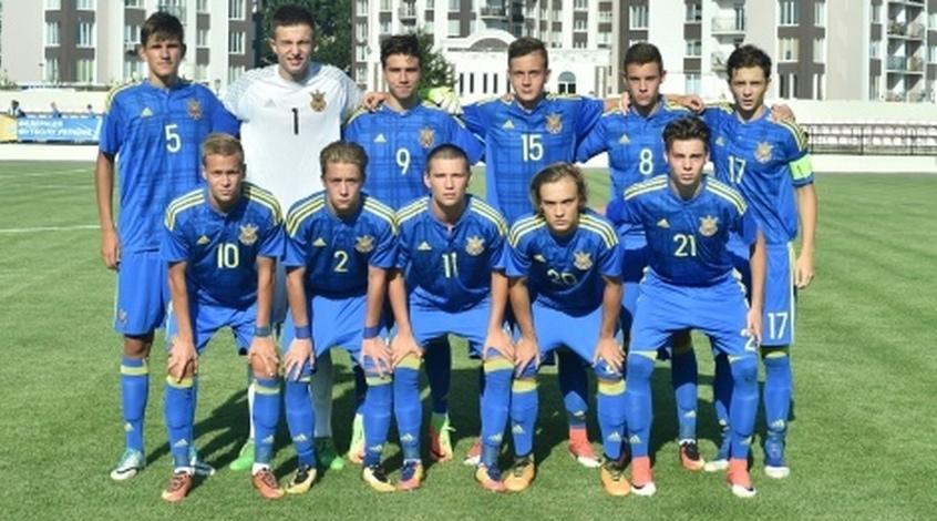 Україна (U-17) - Ірландія (U-17) 1:3. Забракло мотивації
