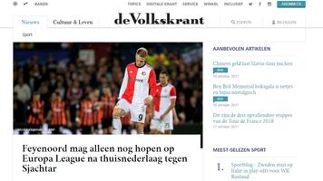 """Фейеноорд"" - ""Шахтер"": обзор голландских СМИ"