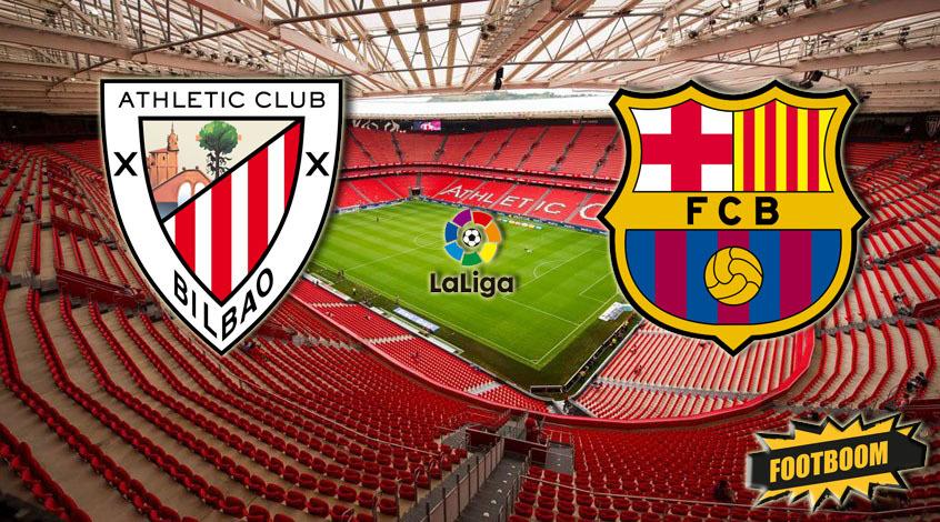 Барселона атлетик бильбао суперкубок ответный матч трансляция онлайн