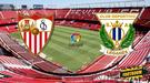 """Чемпионат Испании. """"Севилья"""" - """"Леганес"""" 0:3 (Видео)"""