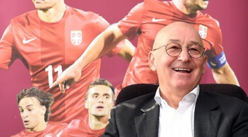 Славолюб Муслин уволен с поста главного тренера Сербии, несмотря на выход на ЧМ-2018