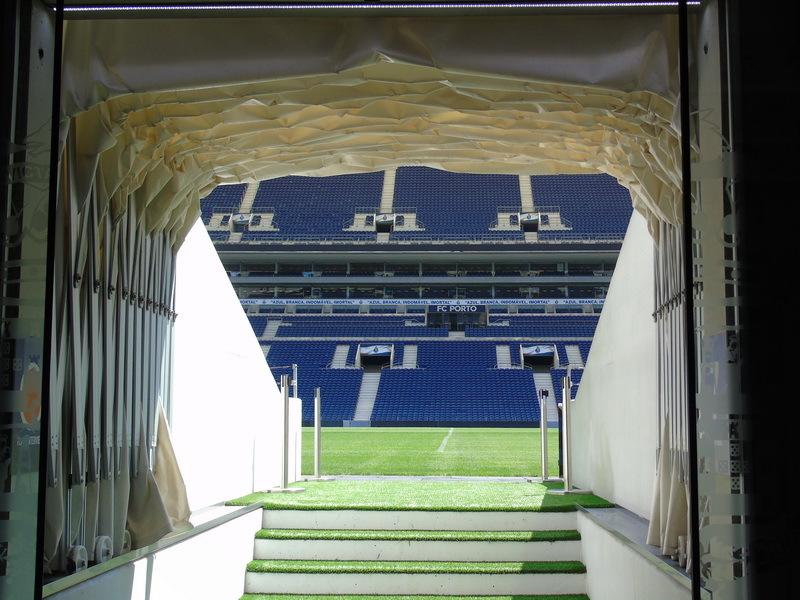 """В кресле президента. Впечатления от экскурсий по стадионам """"Порту"""" и """"Барселоны"""" - изображение 45"""