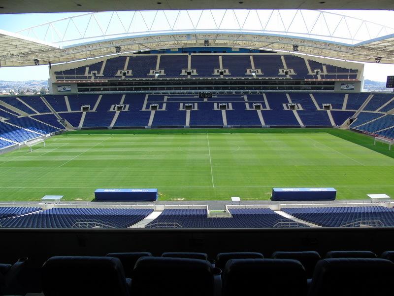 """В кресле президента. Впечатления от экскурсий по стадионам """"Порту"""" и """"Барселоны"""" - изображение 51"""