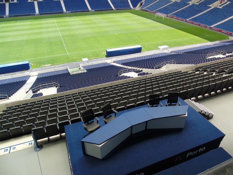 """В кресле президента. Впечатления от экскурсий по стадионам """"Порту"""" и """"Барселоны"""" - изображение 52"""