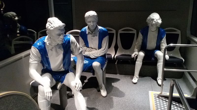 """В кресле президента. Впечатления от экскурсий по стадионам """"Порту"""" и """"Барселоны"""" - изображение 22"""