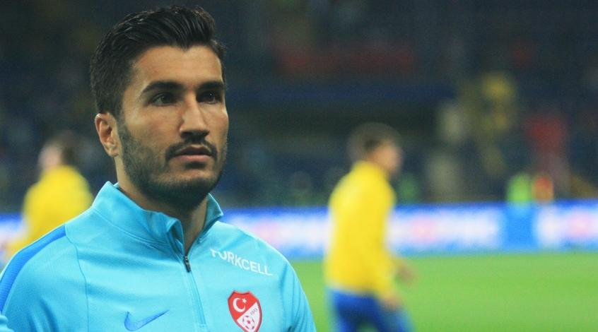 Нури Шахин объявил о завершении карьеры в сборной Турции