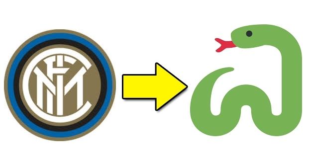 Как выглядели бы эмблемы клубов Серии А на смайликах гаджетов - изображение 6