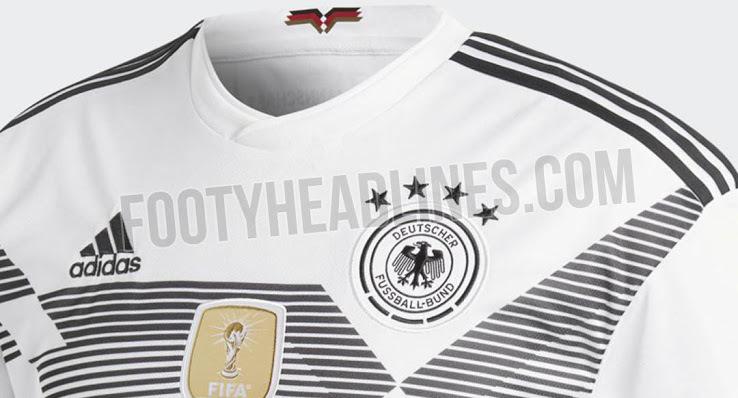 Новая форма сборной Германии на ЧМ-2018 (Фото) - изображение 1