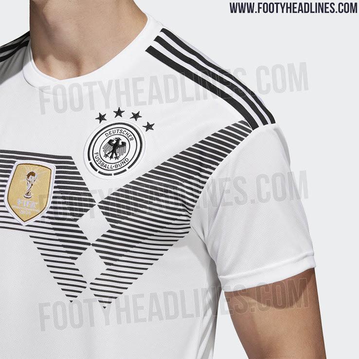 Новая форма сборной Германии на ЧМ-2018 (Фото) - изображение 2