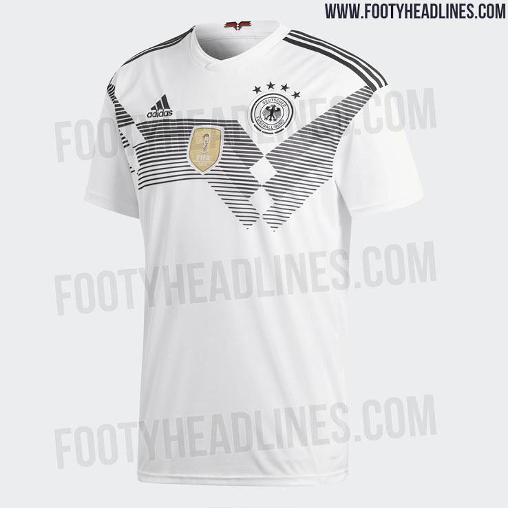 Новая форма сборной Германии на ЧМ-2018 (Фото) - изображение 3