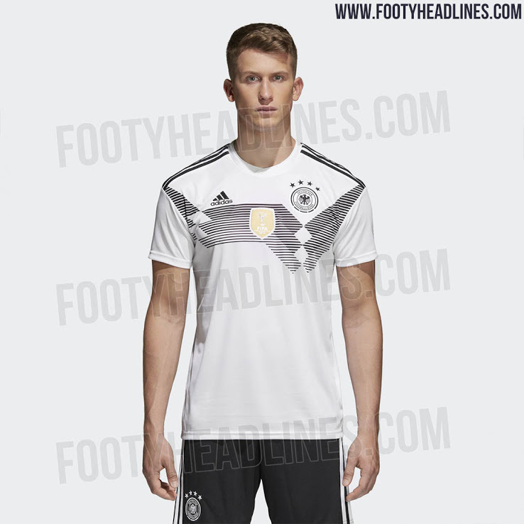 Новая форма сборной Германии на ЧМ-2018 (Фото) - изображение 4