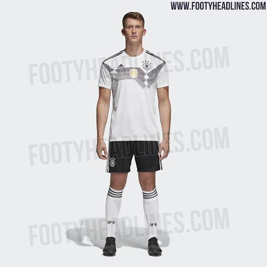 Новая форма сборной Германии на ЧМ-2018 (Фото) - изображение 6