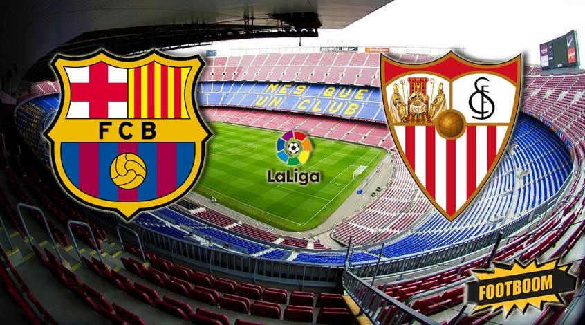 """""""Барселона"""" - """"Севилья"""": ставим на обмен голами и победу каталонцев"""