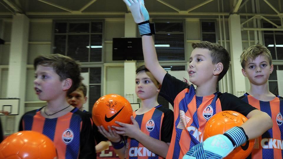 Дарио Срна поддержал юных спортсменов - изображение 4