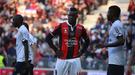 """L'Equipe: Марио Балотелли вывели из основного состава """"Ниццы"""" из-за лишнего веса"""