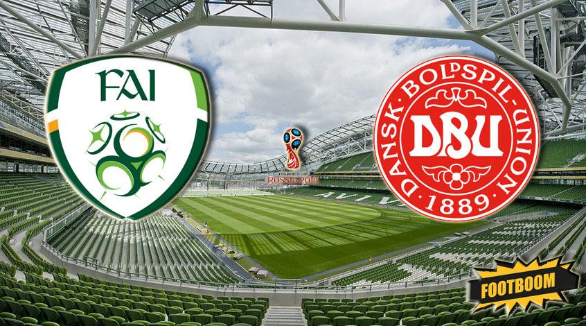 Ирландия - Дания. Анонс и прогноз матча