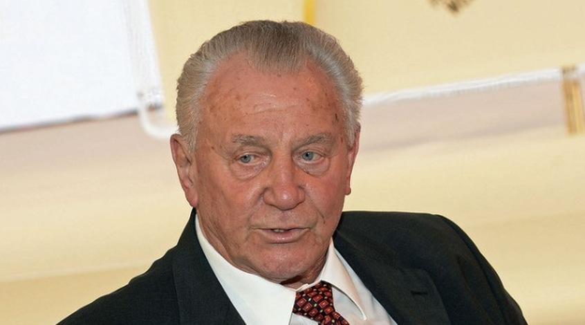 Умер чемпион мира 1954 года в составе сборной ФРГ Ханс Шефер