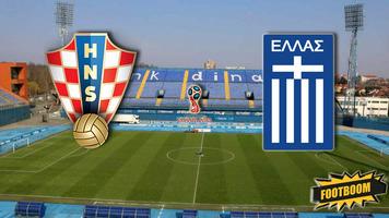 Отбор к ЧМ-2018. Хорватия - Греция 4:1 (Видео)
