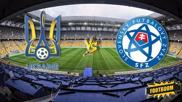 Товарищеский матч. Украина - Словакия 2:1 (Видео)