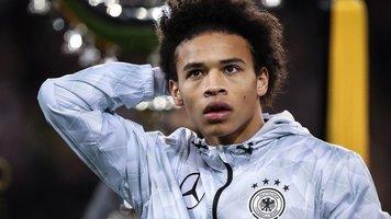 Стало известно, почему Лерой Сане покинул расположение сборной Германии