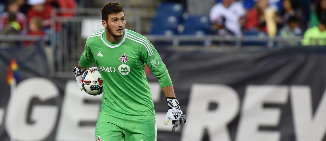 Скаутинг по MLS: вратари для Европы (+Фото, Видео) - изображение 1