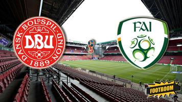 Отбор к ЧМ-2018. Дания - Ирландия 0:0 (Видео)