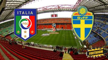 Отбор к ЧМ-2018. Италия - Швеция 0:0 (Видео)