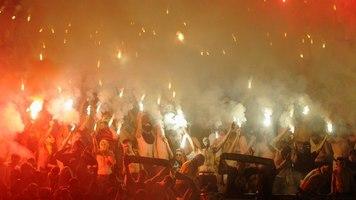 Фанаты атаковали автобус и сорвали важнейший матч во французской Лиге 2