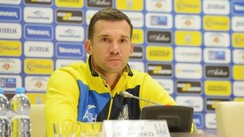 Офіційно: Збірна України зіграє з Італією 10 жовтня