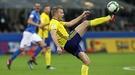 Себастьян Ларссон догнал Златана Ибрагимовича по числу матчей за сборную Швеции