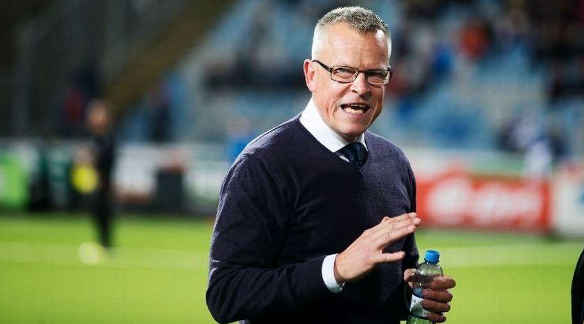 Ибрахимович невходит вмои планы— Тренер сборной Швеции