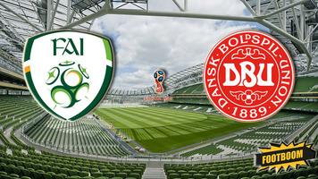 Отбор к ЧМ-2018. Ирландия - Дания 1:5 (Видео)