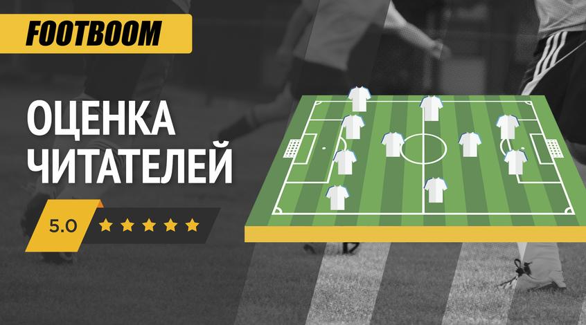 Читатели FoоtBoom: Марлос - лучший игрок сборной Украины в матче со словаками