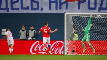 Сборная Испании подарила России ничью со счётом 3:3