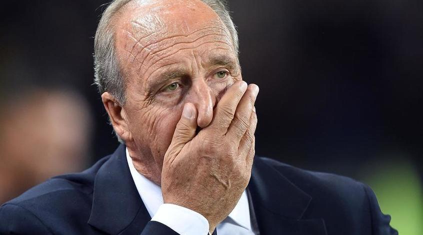 Вентуру уволили споста главного тренера сборной Италии