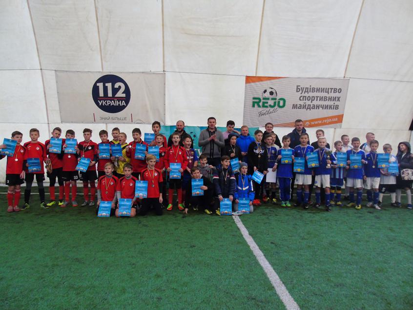 Кубок Джуніорс - 2017 – свято футболу для дітей та юнаків - изображение 5