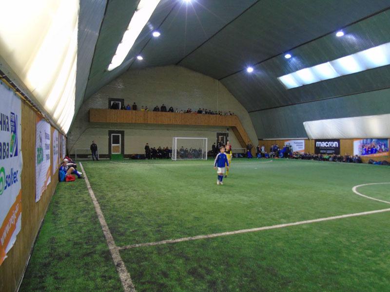 Кубок Джуніорс - 2017 – свято футболу для дітей та юнаків - изображение 1