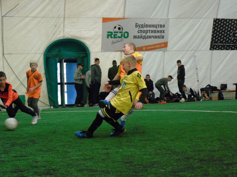 Кубок Джуніорс - 2017 – свято футболу для дітей та юнаків - изображение 2