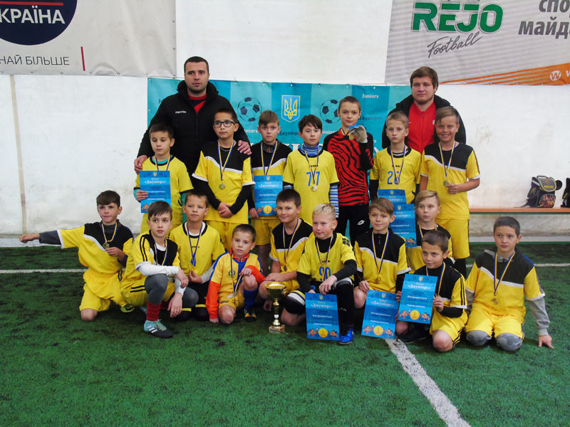 Кубок Джуніорс - 2017 – свято футболу для дітей та юнаків - изображение 4
